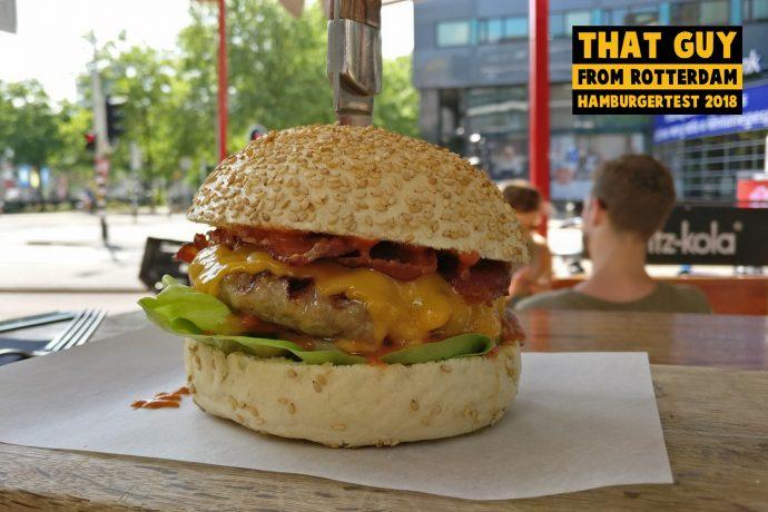 baek beste hamburger Rotterdam 2018