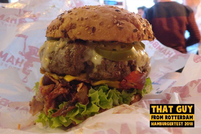hamburg beste burger rotterdam 2018