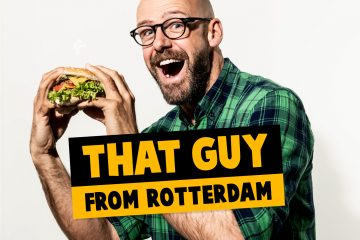 serge that guy from Rotterdam hamburgertest